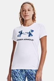 Λευκό μπλουζάκι  Under Armour Sportstyle Graphic