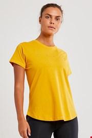 Γυναικείο μπλουζάκι CRAFT Deft κίτρινο
