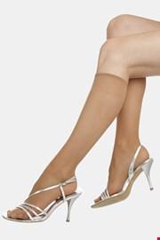 2 PACK νάιλον κάλτσες EVONA Silver 20 DEN Ι