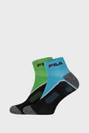2 PACK κάλτσες FILA Running Fluo