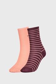 2 PACK γυναικείες κάλτσες Tommy Hilfiger Stripes