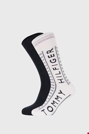 2 PACK ψηλές κάλτσες Tommy Hilfiger