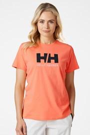 Γυναικείο πορτοκαλί μπλουζάκι Helly Hansen