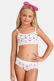 Σετ σλιπ με μπουστάκι για κορίτσια Butterfly I