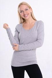Γυναικείο μπλουζάκι Lunga με μακρύ μανίκι