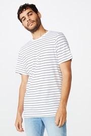 Ριγέ μπλουζάκι Jael