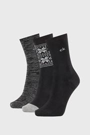 3 PACK γυναικείες κάλτσες Calvin Klein Isla