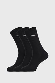 3 PACK κάλτσες Puma Sport μαύρες