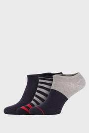 3 PACK χαμηλές κάλτσες Henry