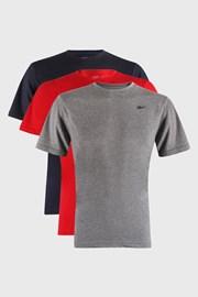 3 PACK μπλουζάκι Reebok Santo B