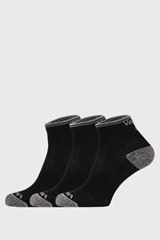 3 PACK αθλητικές κάλτσες Ray μαύρες