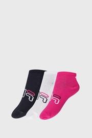 3 PACK κάλτσες για κορίτσια FILA Invisible