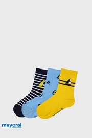 3 PACK κάλτσες Mayoral Sailing