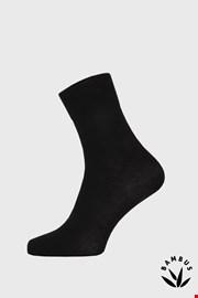 Μαύρες μπαμπού ψηλές κάλτσες