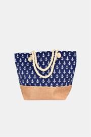 Γυναικεία τσάντα παραλίας Ancre