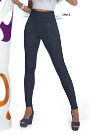 Γυναικείο κολάν με jeans design Blair