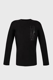 Μαύρο μπλουζάκι LOAP Aleki