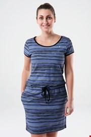 Γυναικείο φόρεμα LOAP Benita μπλε