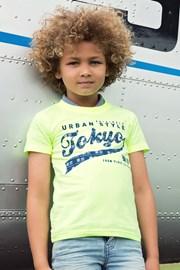 Μπλουζάκι για αγόρια Neon