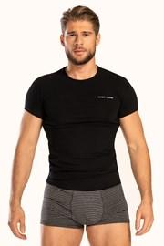 Μαύρο SET μπλουζάκι με μποξεράκι Alaric