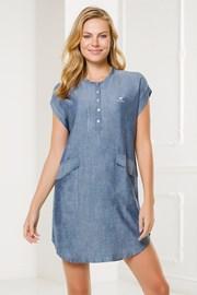 Γυναικείο casual φόρεμα Navetta μπλε