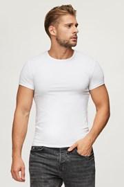 Ανδρικό μπλουζάκι λευκό