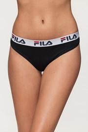 Γυναικείο μαύρο σλιπ FILA Underwear String