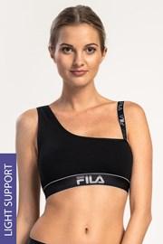 Αθλητικό σουτιέν FILA Underwear μαύρο