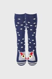 Κάλτσες μέχρι το γόνατο για κορίτσια Owl
