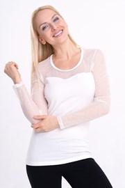Γυναικεία μπλούζα Spalla με μακρύ μανίκι