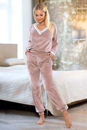 Γυναικείο σύνολο σπιτιού Geri ροζ