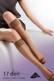 Κάλτσες κάτω από το γόνατο Lycra 504 - 2 ζεύγη