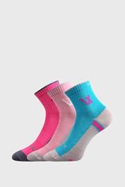 3 PACK αθλητικές κάλτσες VOXX Neonik για κορίτσια