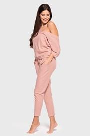 Γυναικεία βαμβακερή πιτζάμα Rose
