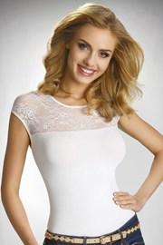 Γυναικεία κομψή δαντελένια μπλούζα Paulina