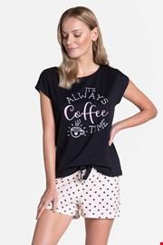 Γυναικεία πυτζάμα Coffee Time