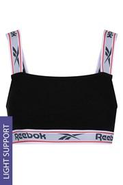 Γυναικείο μαύρο crop top Reebok Krystal
