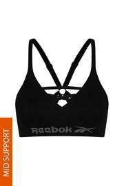 Αθλητικό σουτιέν Reebok Maryna μαύρο
