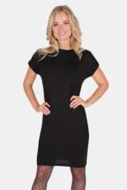 Γυναικείο φόρεμα EVONA Voda μαύρο