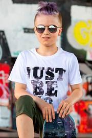 Παιδικό μπλουζάκι Be Cool