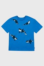 Μπλούζα για αγόρια Whales
