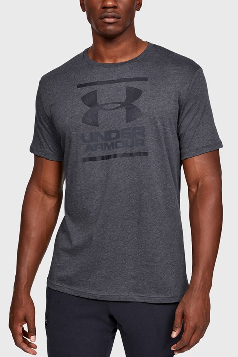 Γκρι μπλουζάκι Under Armour Foundation