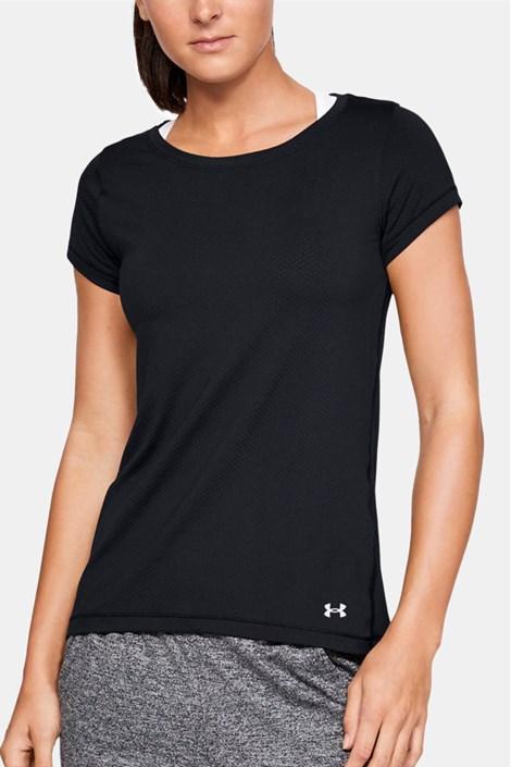 Αθλητική μπλούζα Under Armour HG μαύρη
