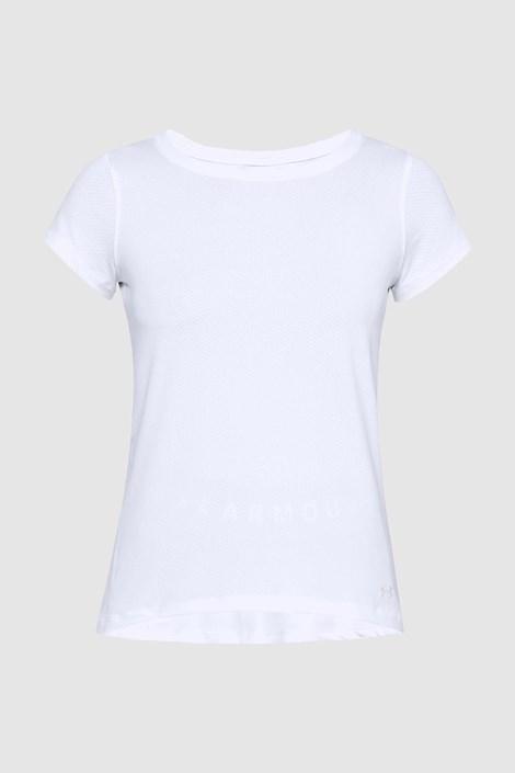 Αθλητικό μπλουζάκι Under Armour HG λευκό
