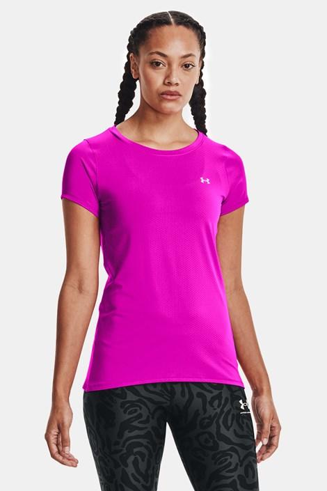 Αθλητική μπλούζα Under Armour HG ροζ