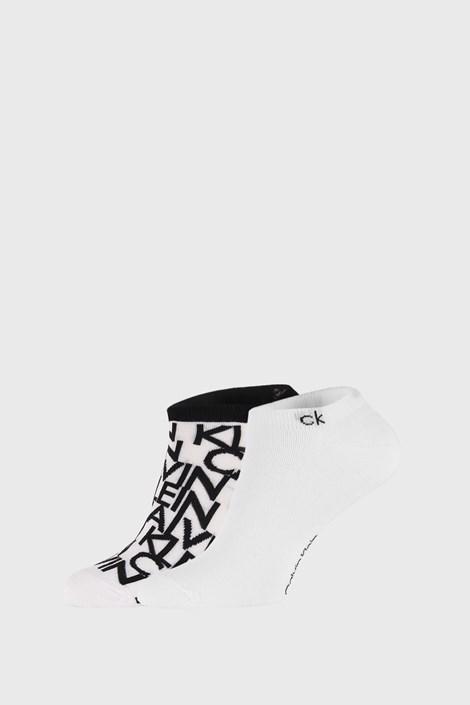 2 PACK κάλτσες Calvin Klein Deangelo λευκές