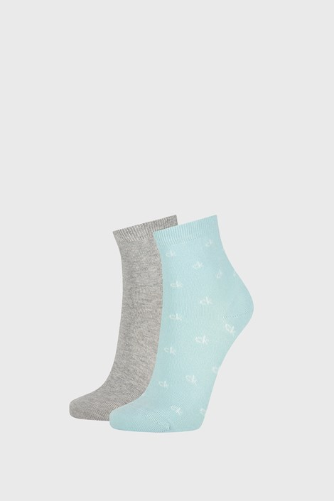 2 PACK γυναικείες κάλτσες Calvin Klein Gretchen