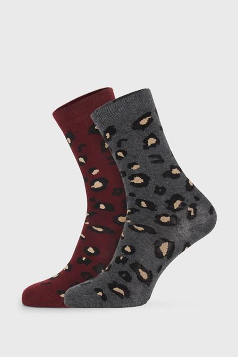 2 PACK γυναικείες κάλτσες Cheetah