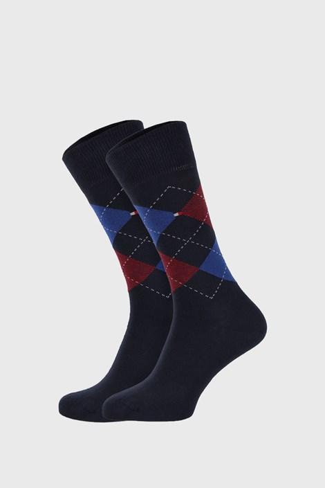 2 PACK κάλτσες Tommy Hilfiger Check Original