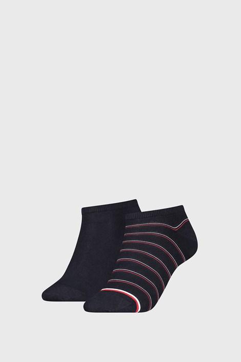 2 PACK γυναικείες κάλτσες Tommy Hilfiger Preppy Navy